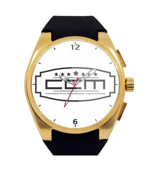 26b191b6d80 Relógio personalizado pela Neka relógios para empresa CCM Ato Custom.  reserve já o da sua empresa.