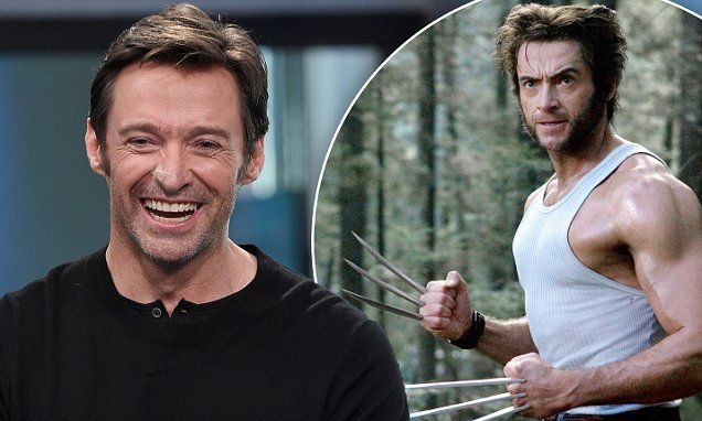 He's played the iconic Wolverine character for 17 years but Hugh Jackman has revealed that when he first signed on to don the claws he didn't even know wolverines existed