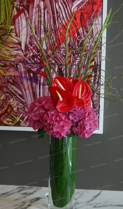 1000 ideas about corporate flowers on pinterest ikebana - Interior plant maintenance contract ...