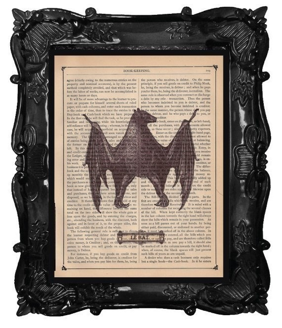 Halloween printsBook Art, Elephant Print, Antiques Book, Alice In Wonderland, Art Prints, Book Pages, Vintage Art, White Rabbit, Dictionary Art