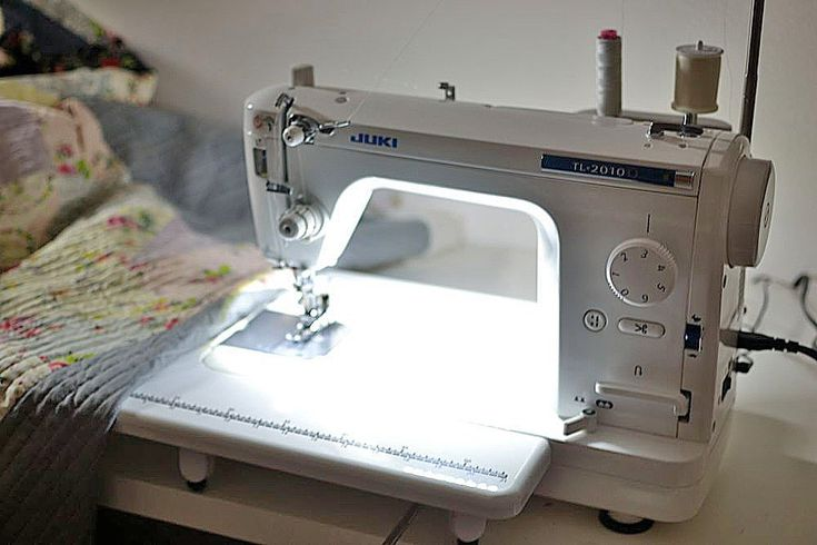 Sewing Machine LED Lighting Kit - Fits All Sewing Machines: Let there be light! #Sewing_Machine #LEDLightingKit