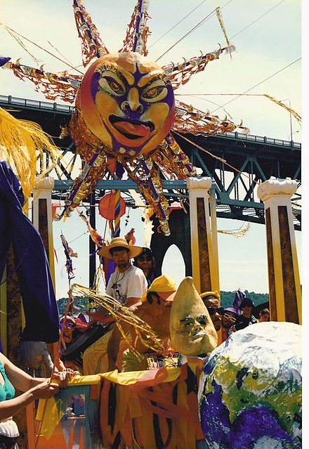 """The Fremont Solstice Parade is one of the many festivals residents look forward to in Washington State. It's held, well, """"just because."""""""
