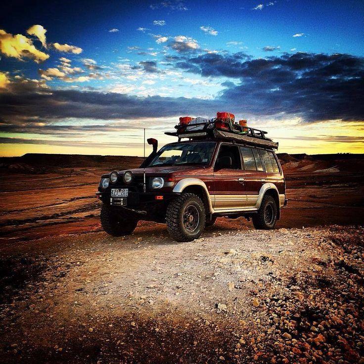 Mitsubishi Pajero Wallpapers: 125 Best Mitsubishi: Pajero & Inc... Images On Pinterest