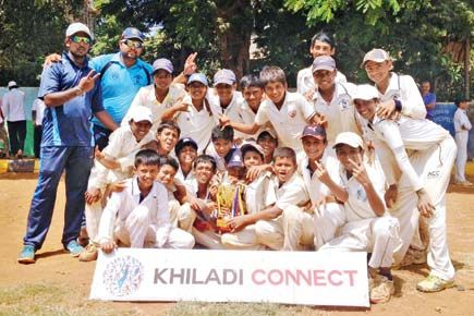 Hosts Don Bosco (Matunga) came up with a stellar show to beat Raju XI by 170 runs in the final of the KC Challenger Cup U-14 cricket tournament recently