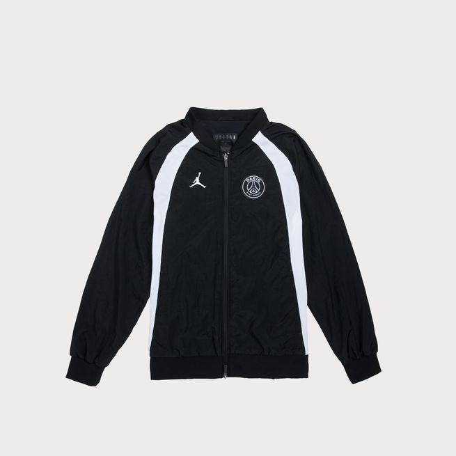 psg jordan aj1 jacket 18 19 jackets