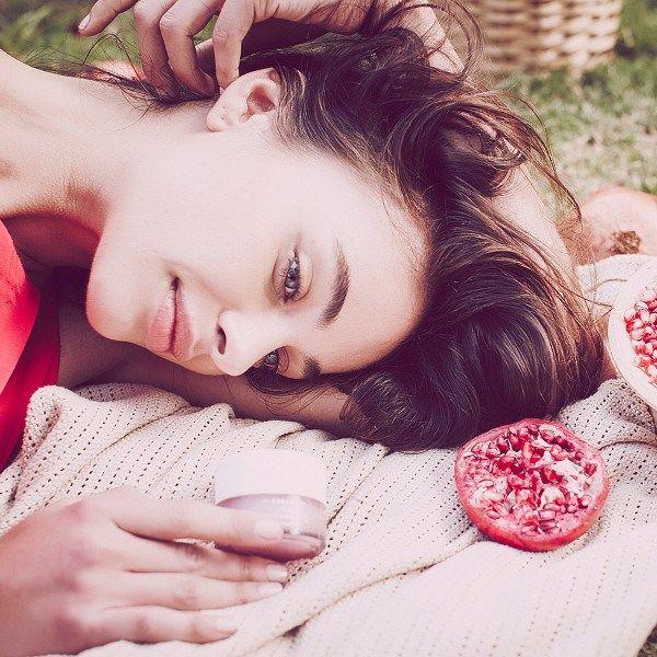 Resenha: Kits faciais Wild Rose e Pomegranate de Korres