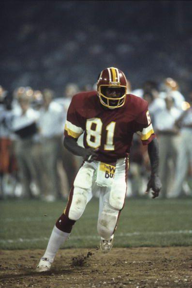 #Redskins wide receiver Art Monk 1980.