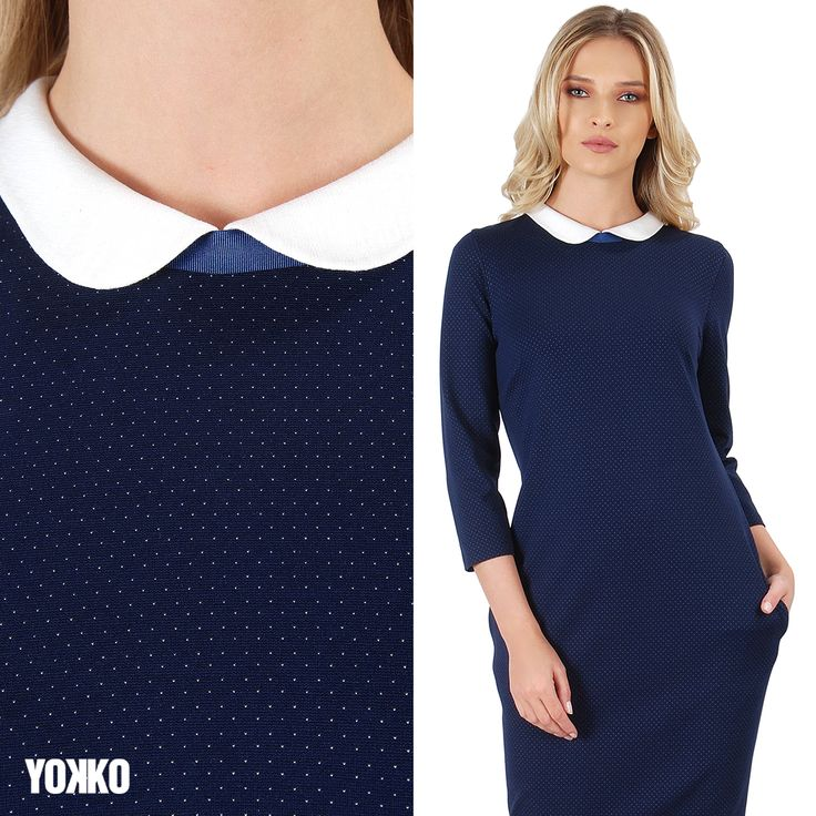 OFFICE dress CODE! #yokko #officedresses #winter18 #madeinromania