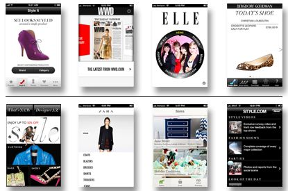 50 MUST-HAVE FASHION APPS TO DOWNLOAD NOW. A must have list to find all the great technology out there to make the best of not only today's outfit but your entire closet and wardrobe, save money, be more efficient, etc. Love this.