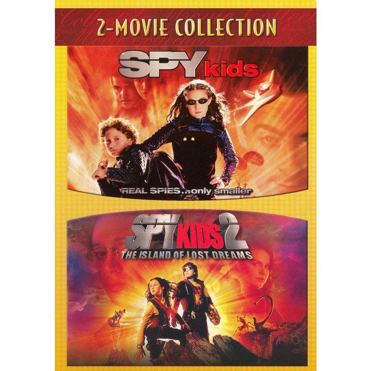 Spy Kids/Spy Kids 2: The Island of Lost Dreams [2 Discs]