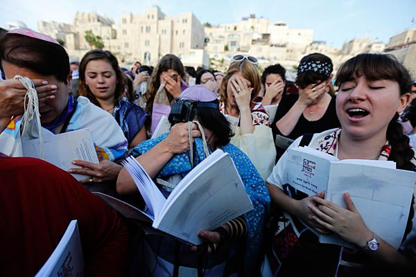 israel for Women | In Israel, Women of the Wall hit raw nerve over religious clout in ...