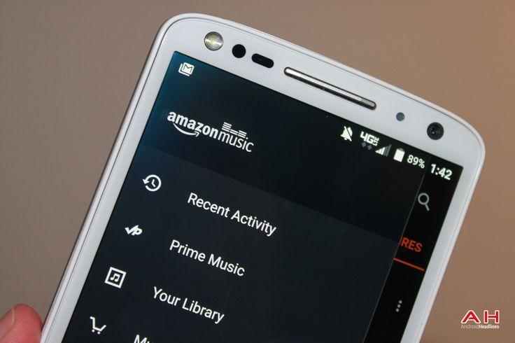 Rumor: Amazon Planning Premium Music Streaming Service #Android #CES2016 #Google