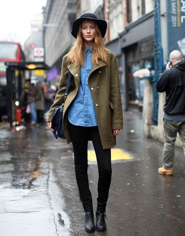 Street Fashion: From London to Los Angeles | Her Campus