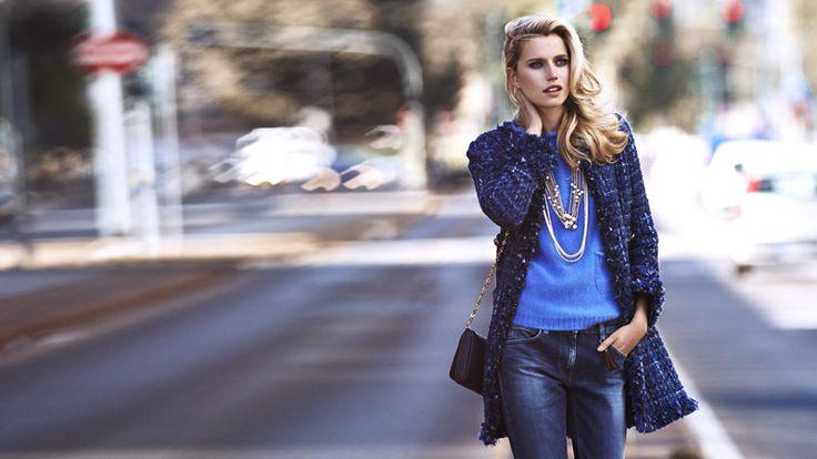 La nuova collezione Luisa Spagnoli ha uno stile casual, urban e sofisticato: i capi sono versatili e adatti per la donna moderna, dinamica, elegante e seduttiva. http://www.stilemagazine.it/luisa-spagnoli-collezione-autunno-inverno-2014-15/