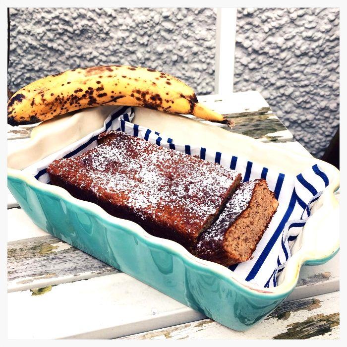 Bananenbrot oder doch Bananenkuchen??? — Healthy Schnitzel