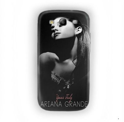 Ariana Grande Yours Truly album For Samsung Galaxy S3 Case