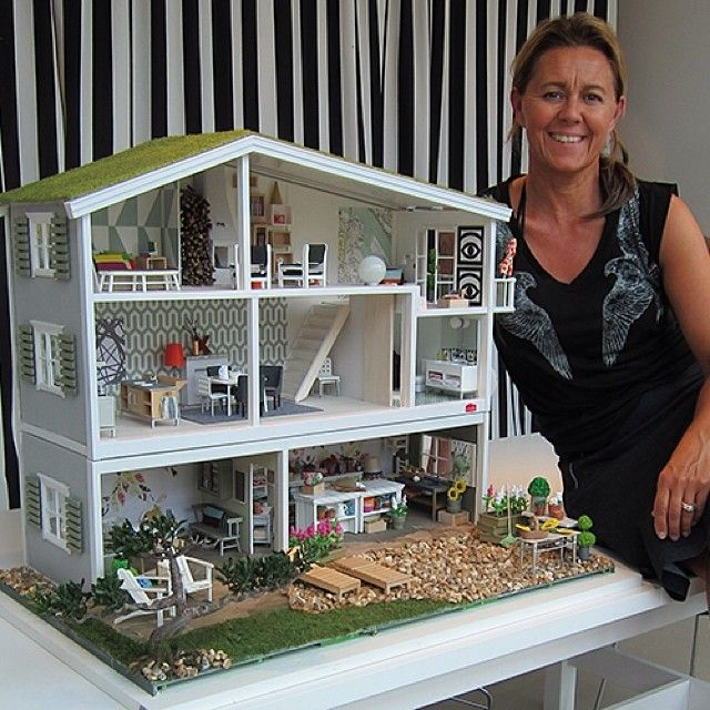 Lundby dollhouse and beautiful decor ideas!