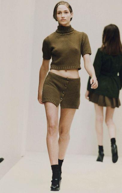 Womenswear Spring Summer 1994 - Fashion Show | Prada.com