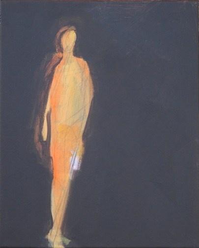 Painted Figure