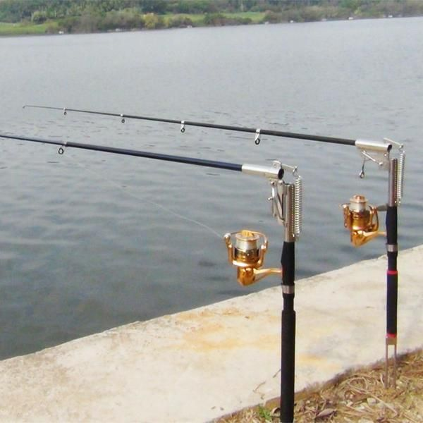 Automatic Fishing Rod High-Quality Fish Pole Sea River Lake Stainless Steel Fish