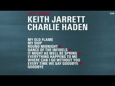 "▶ Keith Jarrett & Charlie Haden - ""Last Dance"" Album Sampler - YouTube"