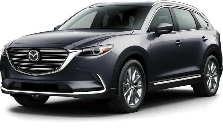 2016 Mazda CX-9 7-Passenger SUV - 3 Row Family Car | Mazda USA