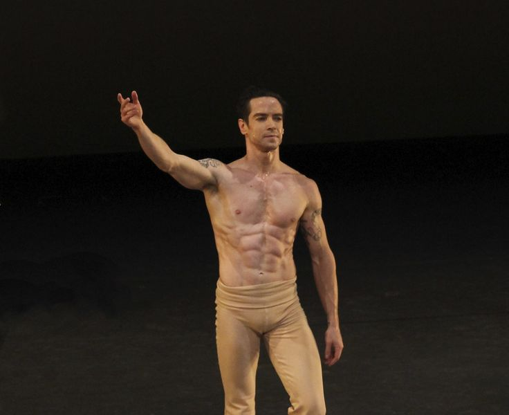 Interview with ABT dancer Sascha Radetsky on his writing interests
