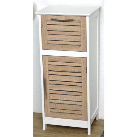 Un meuble idéal pour le rangement de votre salle de bain ou de vos toilettes, il prend peu de place et vous permet un rangement optimum.  Caractéristiques :      Élément bas 1 porte avec étagère à l'intérieur + 1 tiroir.     Coloris: chêne vieilli     Structure en MDF + panneaux de particules     Finition laqué blanc     A monter soi-même     Visserie fournie + notice de montage incluse     Dimensions: L 36,5 x H 83 x P 30 cm     Livraison sous 24 h via TNT