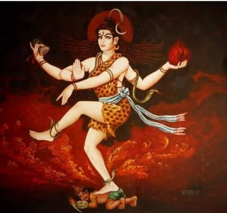 Nataraja (The Lord of Dance)
