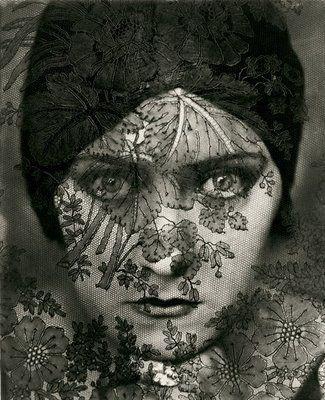 Gloria Swanson portrait by Imogen Cunningham