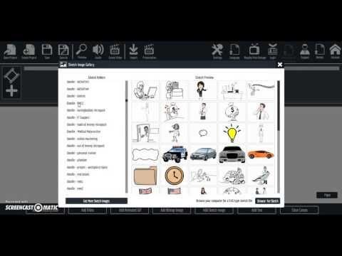 Buat Video Animasi - cara buat video animasi part1