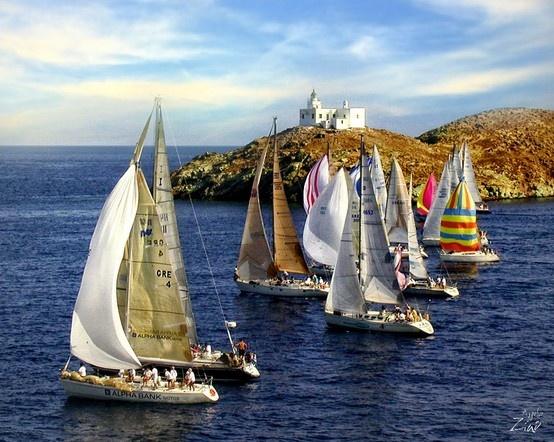 A rare sailing heaven!