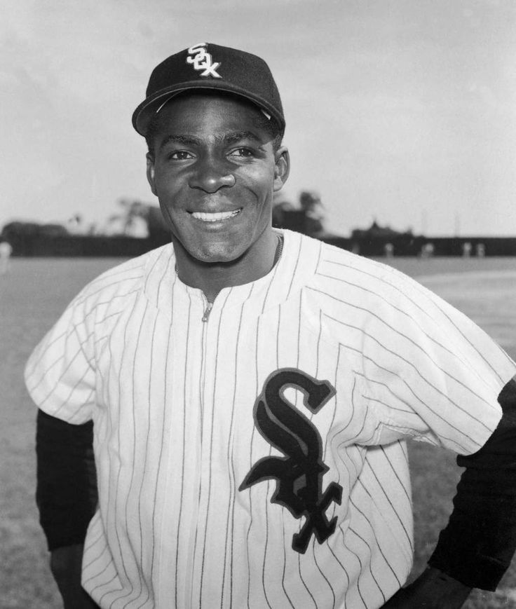 """Minnie Minoso November 29, 1922 – March 1, 2015), nicknamed """"The Cuban Comet"""" and """"Mr. White Sox"""", was a Cuban American Negro league and Major League Baseball (MLB) player. He began his baseball career in 1946 and became an All-Star third baseman with the New York Cubans and was signed by the Cleveland Indians after the 1948 season as baseball's color line slowly fell."""