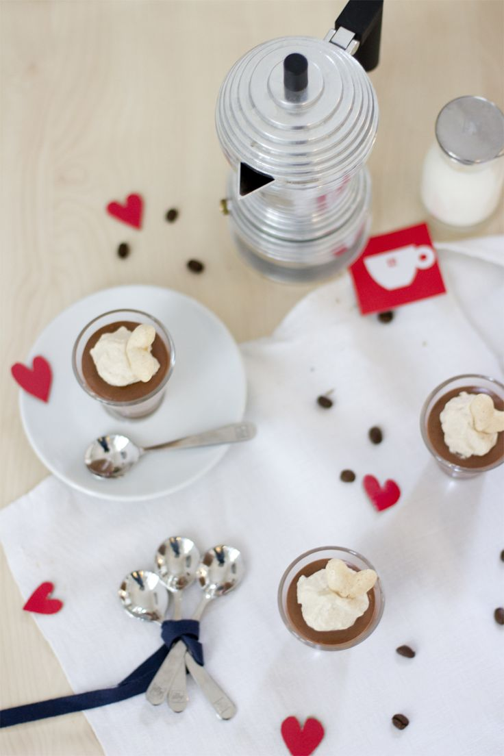 Valentine's Day dessert: illy Espresso chocolate mousse | LOOK WHAT I MADE ...