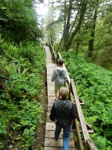 Pacific Rim NP Reserve on Vancouver Island #BC Canada
