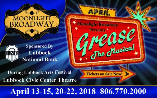 America's most beloved rock n' roll love story, GREASE, presented by Moonlight Broadway this April! Tickets on sale NOW: