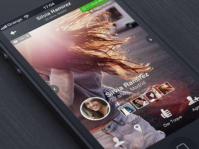 Nightlife App Profile