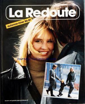 CATALOGUE DE LA REDOUTE A ROUBAIX no: 01/10/1986