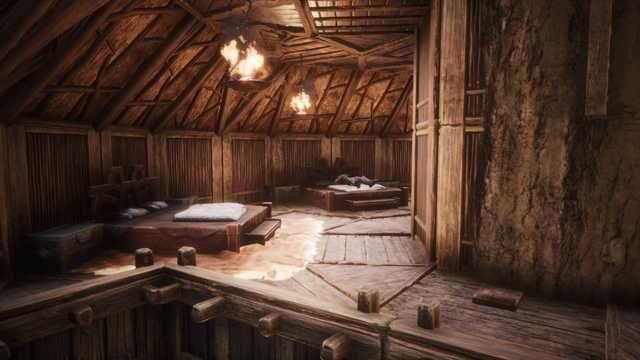 Conan Exiles Tree House Build Imgur Barn House Plans Building A House Conan Exiles