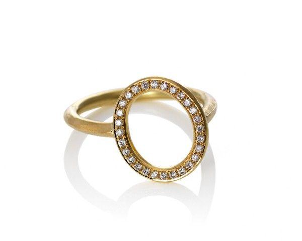 Ring: idea for, here Balloon ring medium