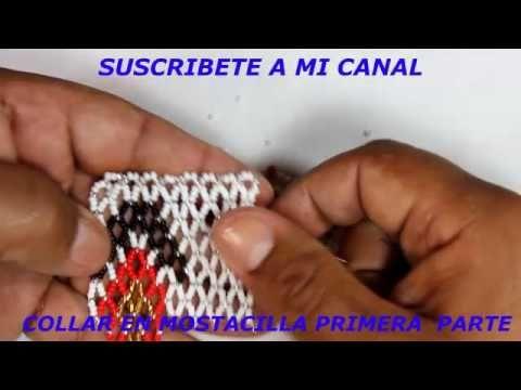 HERMOSOS COLLARES EN MOSTACILLA - YouTube