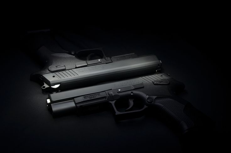 GRAND POWER P40L P45L pistols