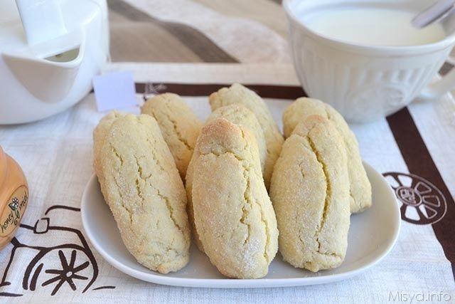 » Biscottoni Ricette di Misya - Ricetta Biscottoni di Misya