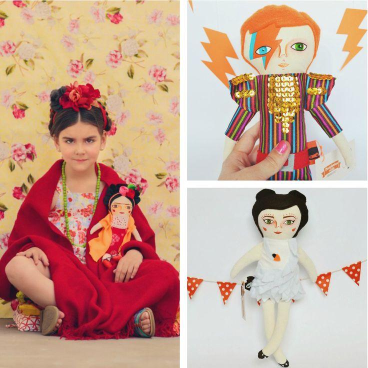 Las muñecas de tela más amorosas