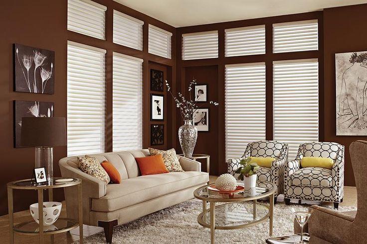 Tenera Sheer Shadings – Designer Shades | Lafayette Interior Fashions #motorized #shades