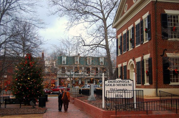 14 Best Old Fashioned Christmas In Dahlonega Lumpkin Co