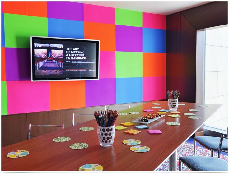 Vibrant Colors And Unique Meeting Supplies Will Help Get The Creative  Juices Flowing.