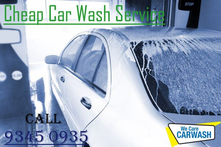 One of the best companies to provide #CheapCarWash service in #Perth is #WeCareCarwash. You can contact them through their #online website wecarecarwash.com.au. They provide services like inside vacuum, outside CarWash etc.