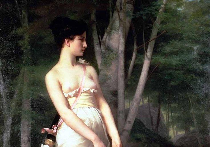 """Las diosas romanas originaleseran manifestaciones de lo que los romanos llamaban """"numina"""", la esencia divina que se podía encontrar en todos los seres y lugares vivientes. Estas deidadesno tenían personalidades distintivas, forma humana, historias familiares o mitos sobre sus vidas…."""