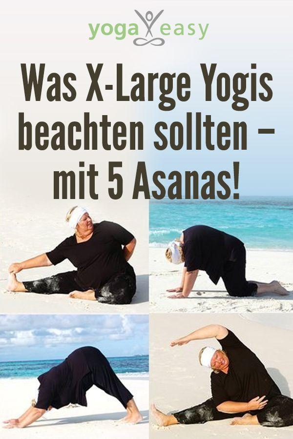 Was dicke Yogis bei Baum, Hund und Co. beachten müssen – YogaEasy – dein Online-Yogastudio
